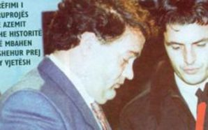 Ish truproja: Azem Hajdarin e vrau Berisha, Sokol Olldashin e…