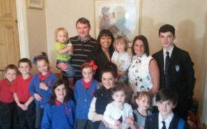 Njihuni me britaniken e cila ka lindur aq shumë fëmijë,…