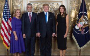 Thaçi: Trump më tha se Kosova ka një popullatë të…