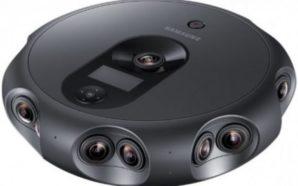 Samsung prezanton kamerën VR me 17 lente