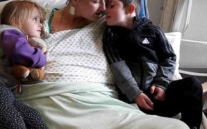 Prekëse: Gruaja e sëmurë me kancer shfrytëzon momentet e fundit…