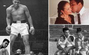 Ana e errët e Muhammad Ali, gruaja e tij e…