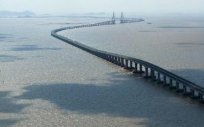 Ndërtohet ura më e gjatë në botë (VIDEO)