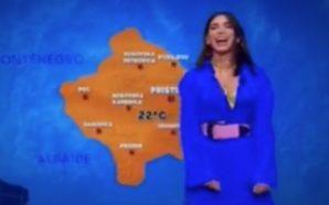 Dua Lipa parashikon motin e Kosovës në televizionin francez