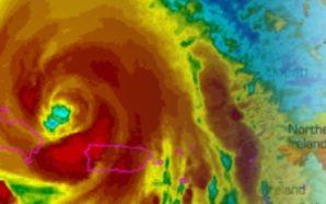 Uragani i radhës po lëvizë drejtë Evropës