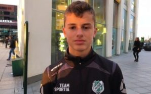 United ka ftuar në prova talentin shqiptar, Rines Arifin