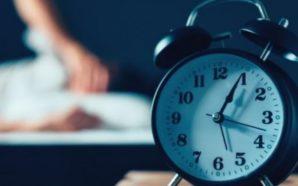 Ka një arsye pse flemë më pak dhe plakemi