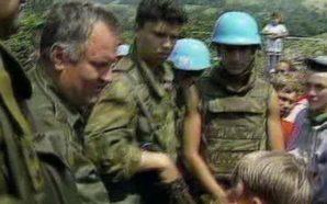 Kur Ratko Mladic u jepte çokollata fëmijëve para masakrës së…