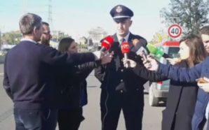 Policia Rrugore nis lotarinë e 'shoferit model', ja çfarë fitoni