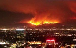 Kalifornia digjet, zjarret shkatërruese jashtë kontrollit