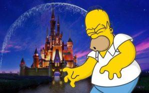 """""""Walt Disney"""" blen gjigantin e prodhimit të filmave, """"The Simpson""""…"""