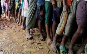 Rreth 6,700 myslimanë rohingya janë vrarë për një muaj