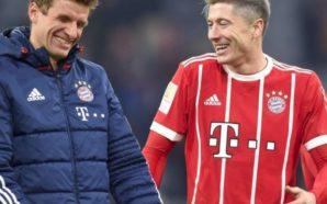 Lista e golashënuesve më të mirë në Bundesligë