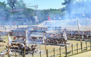 Skara më e madhe në botë: Uruguaianët pjekin 10 tonë…