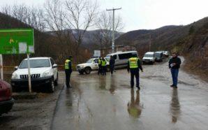 """Policia e Kosovës, """"blindon"""" veriun me forca të shtuara"""