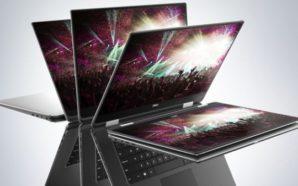 Dell prezanton laptopin e ri me chip hibrid