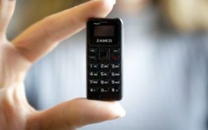 Celulari më i vogël në botë