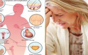 8 gjërat që ju duhet të dini rreth menopauzës që…