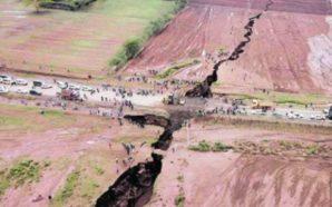 """""""Një kontinent i ri nga Afrika"""": Pamje që tregojnë çarjen…"""