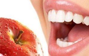 Dhëmbë të zbardhur – konsumoni këto fruta