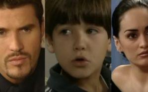 """Ju kujtohet djali i Marias dhe Antonios nga seriali """"Për…"""