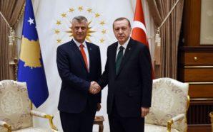 Thaçi merr pjesë në ceremoninë e inaugurimit të presidentit të…