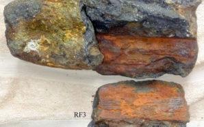 Gjuetari i thesareve gjen shpatën 335-vjeçare